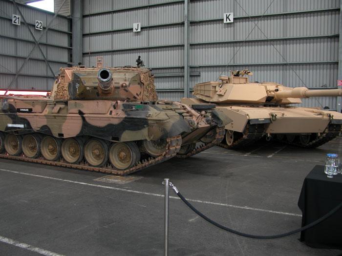 abrams tank vs tiger - photo #40