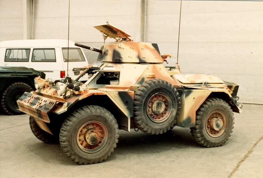 ferret armored car for autos post. Black Bedroom Furniture Sets. Home Design Ideas