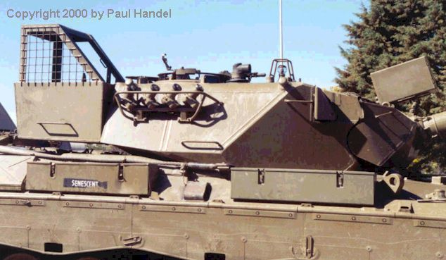 Leopard As1 Main Battle Tank Part One By Paul D Handel