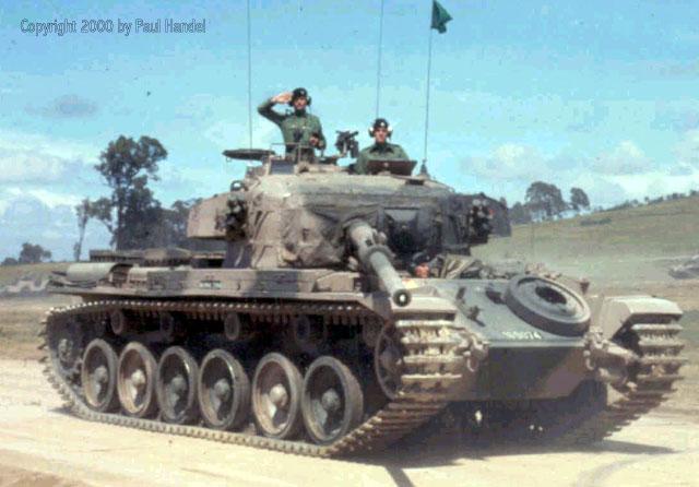 8e05b2004c86 Centurion Main Battle Tank Part One by Paul D. Handel